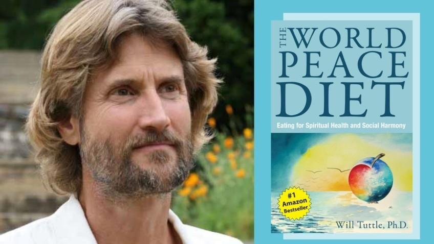 尊重動物,和平飲食,愛地球、愛和平、愛動物,威爾•塔托 (Will Tuttle)博士,靈性之旅,非暴力生活的信念